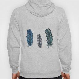 Three Feathers Hoody