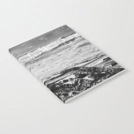 Stormy over Crackington Notebook