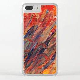 Feelscape 52 Clear iPhone Case