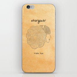 Stargazer iPhone Skin