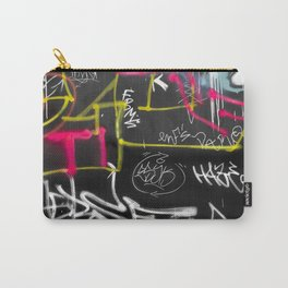 New York Traces - Urban Graffiti Carry-All Pouch