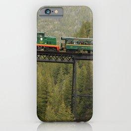 Georgetown Railroad iPhone Case