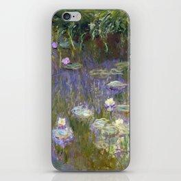 Water Lilies - Monet iPhone Skin