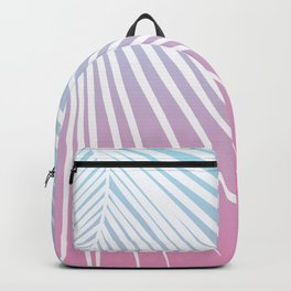 Pastel Palm 02 Backpack