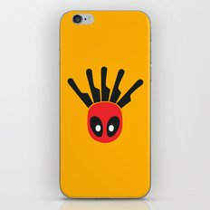The Merc With A Mouth Alternative art iPhone & iPod Skin
