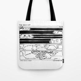 The New Cat Tote Bag