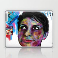 Be the rainbow Laptop & iPad Skin