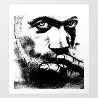 I'm not homeless...i'm free Art Print
