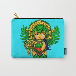 Warrior Princess Kokeshi Carry-All Pouch