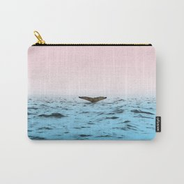 In the Middle of Ocean Carry-All Pouch