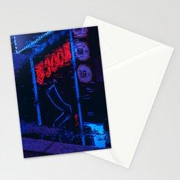 Tokyo Nights / Kabukicho Reflections / Liam Wong Stationery Cards