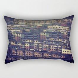 Human Sardines Rectangular Pillow