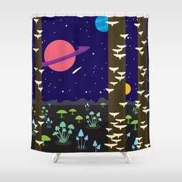 Temperance Shower Curtain