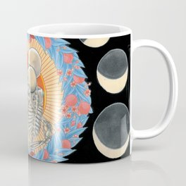 Lovers Tarot Coffee Mug