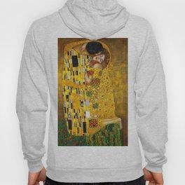 The Kiss Gustav Klimt Hoody