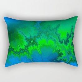 Dropped Out Rectangular Pillow