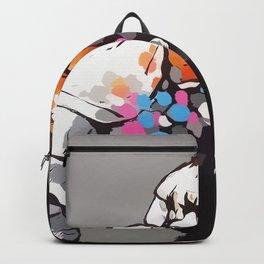 Monkey's music Backpack