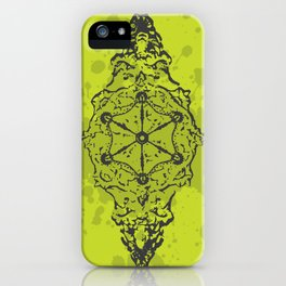 MH009-G iPhone Case