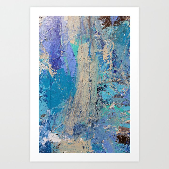 Tides Change Art Print