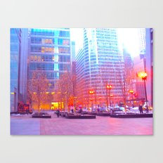 Dreamsiclecity Canvas Print