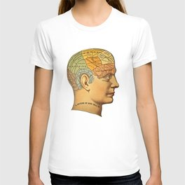 Phrenology | A Picture of Good Health circa 1881 T-shirt