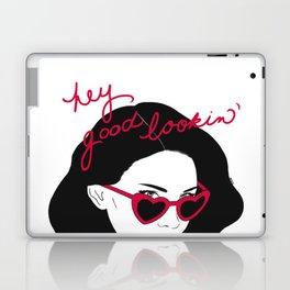 Hey good lookin' Laptop & iPad Skin