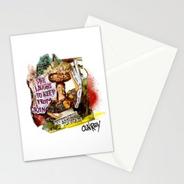 Witness to War Stationery Cards