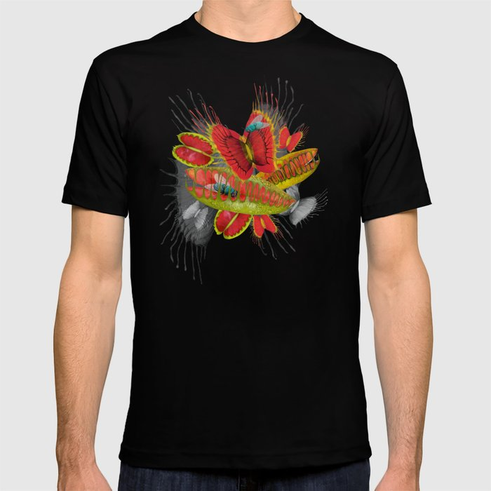 93c005657021 Beautiful And Deadly T-shirt by amandadilworth