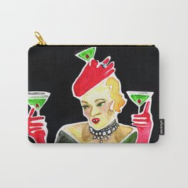 Appletini Tina  Carry-All Pouch