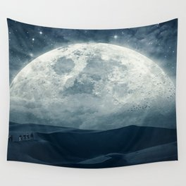 Pilgrimage Wall Tapestry