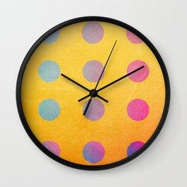 Ohh Baby I Like It Raw Wall Clock