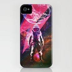 Space Oddity iPhone (4, 4s) Slim Case