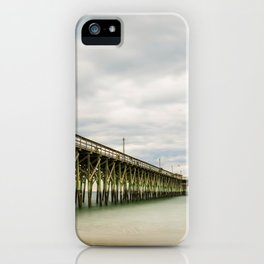 Pawleys Island Pier II iPhone Case