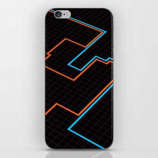 End Of Line. iPhone & iPod Skin