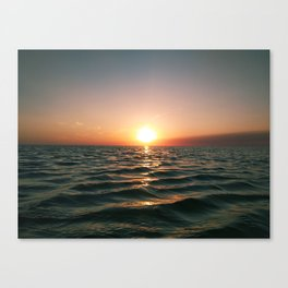 Lake Semash Canvas Print