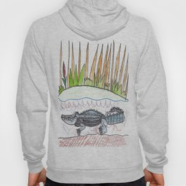 Alligator Swamp Hoody