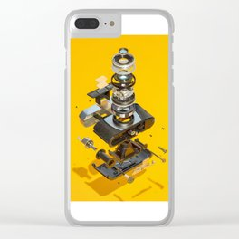 Some Assembly Required Clear iPhone Case