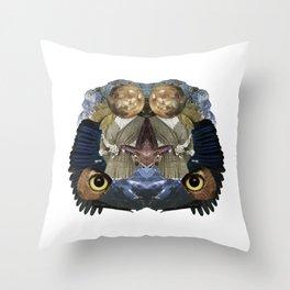 Cornelius 2 Throw Pillow