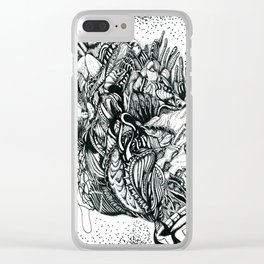 Flem Clear iPhone Case