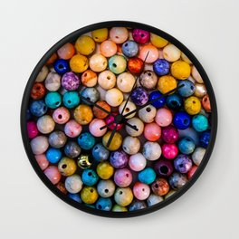 Waiting to be bedazzled Wall Clock