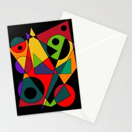 Abstract #84 Stationery Cards