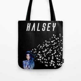 Halsey (Demo) Tote Bag
