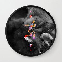 Neo Wall Clock