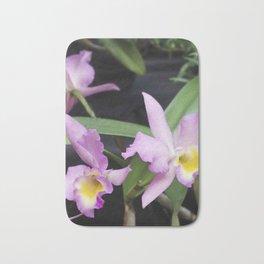 Cattleya Horace Maxima Orchid Bath Mat