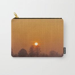 Fog idyll in the land of the rising sun Carry-All Pouch