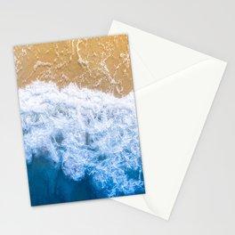 Beautiful Beach Waves Stationery Cards
