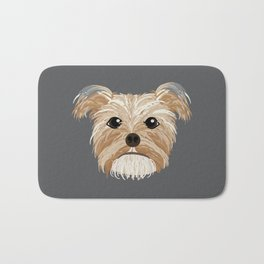 Yorkshire Terrier Bath Mat