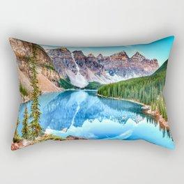 Deep Nature |I|I| Rectangular Pillow