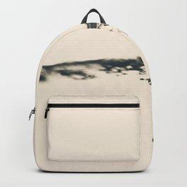 beach nostalgia Backpack