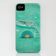 Whale Future Slim Case iPhone (4, 4s)